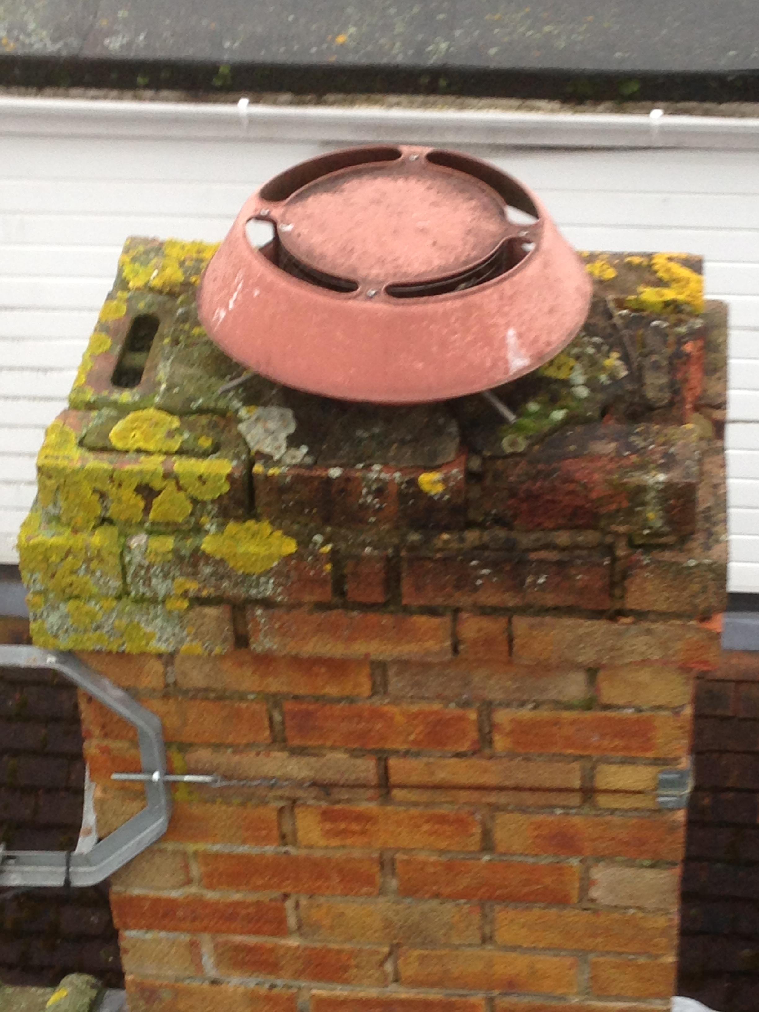 Chimney Stack Amp Chimney Pot Repairs
