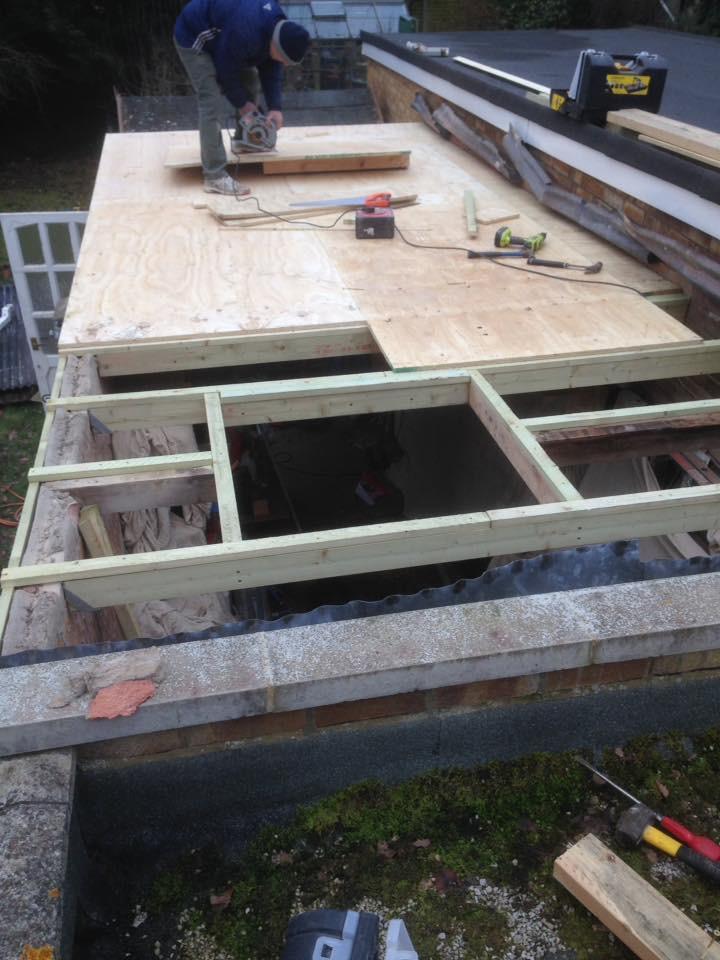 Garage Roof Replacementand Repairs