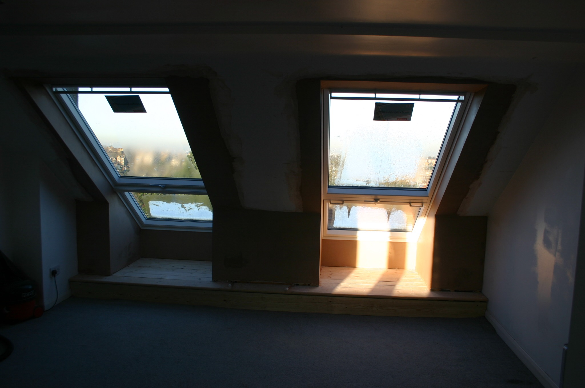 Velux Cabrio Balcony Windows